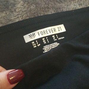 Forever 21 Pants - FISHNET DETAIL LEGGINGS